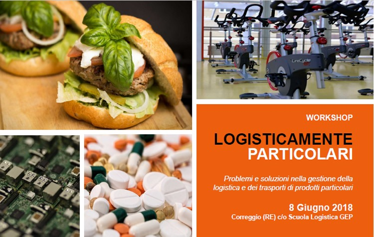 Workshop Logisticamente Particolari