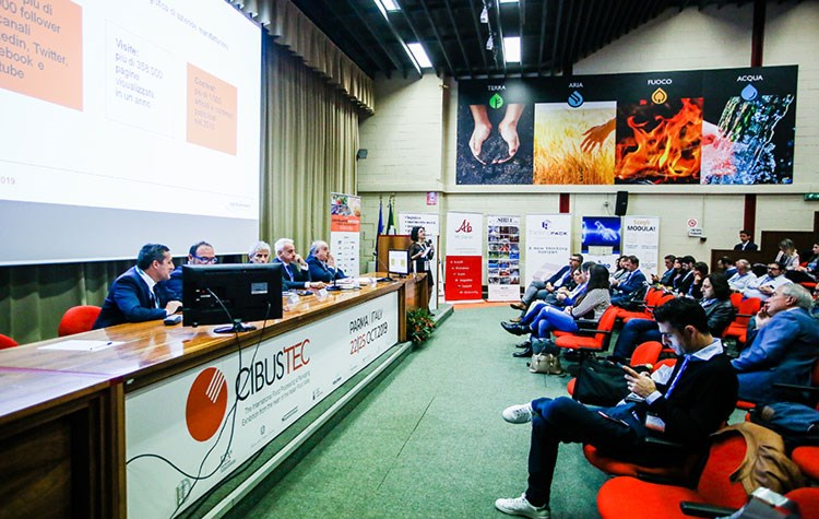 Convegno Logisticamente On Food 2019