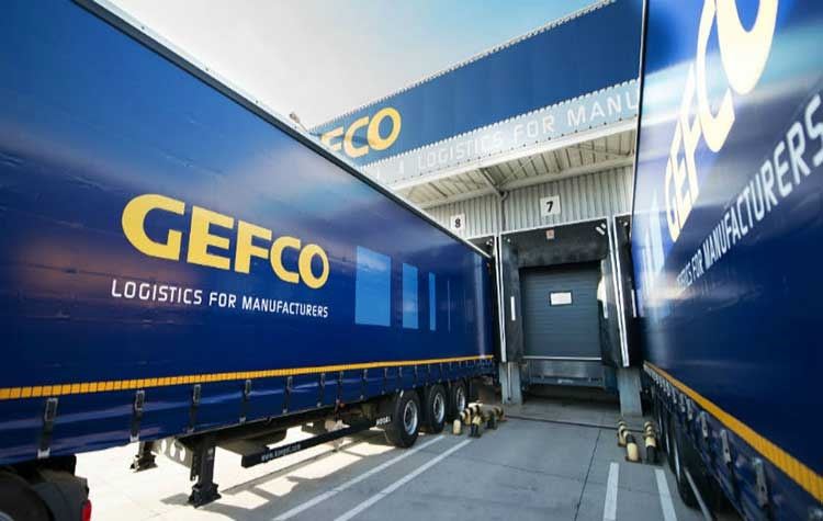 GEFCO logistica industriale