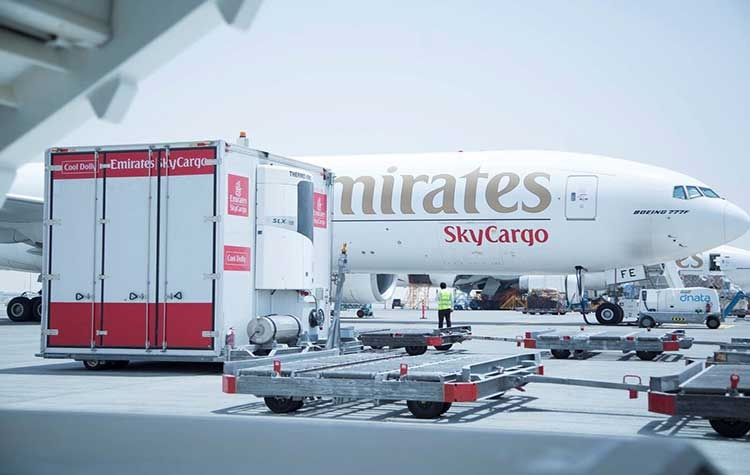 Emirates SkyCargo, due premi ai Quality Awards