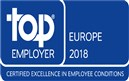 Chep premiata Top Employer Europe 2018
