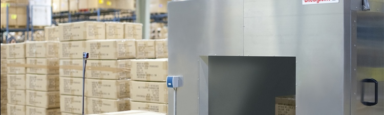 Logistica RFID e Checkpoint Systems