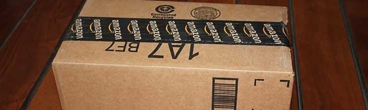 Amazon e il packaging eco-friendly