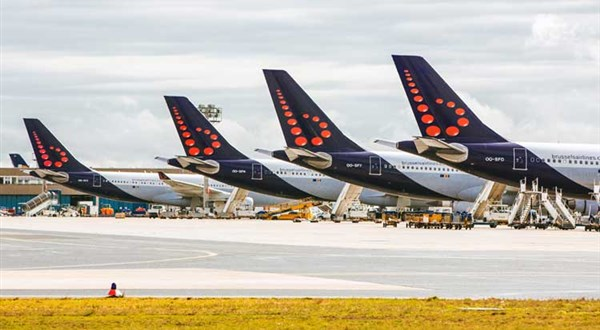 Accordo tra Lufthansa e Brussels Airlines
