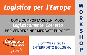 Workshop Logistica per l'Europa
