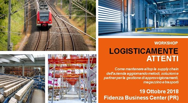 Workshop Logisticamente Attenti 2018