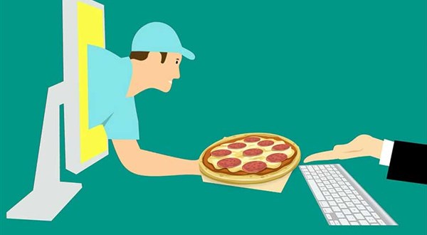 Food delivery e alimentare online